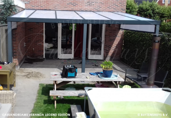 Gardendreams Veranda Polycarbonaat